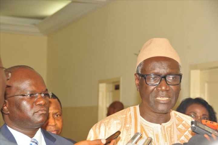 Ministère du Travail : Mansour SY adoube Samba SY