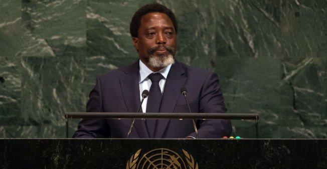 """RD Congo : Kabila promet la """"publication prochaine"""" du calendrier en vue de la présidentielle"""