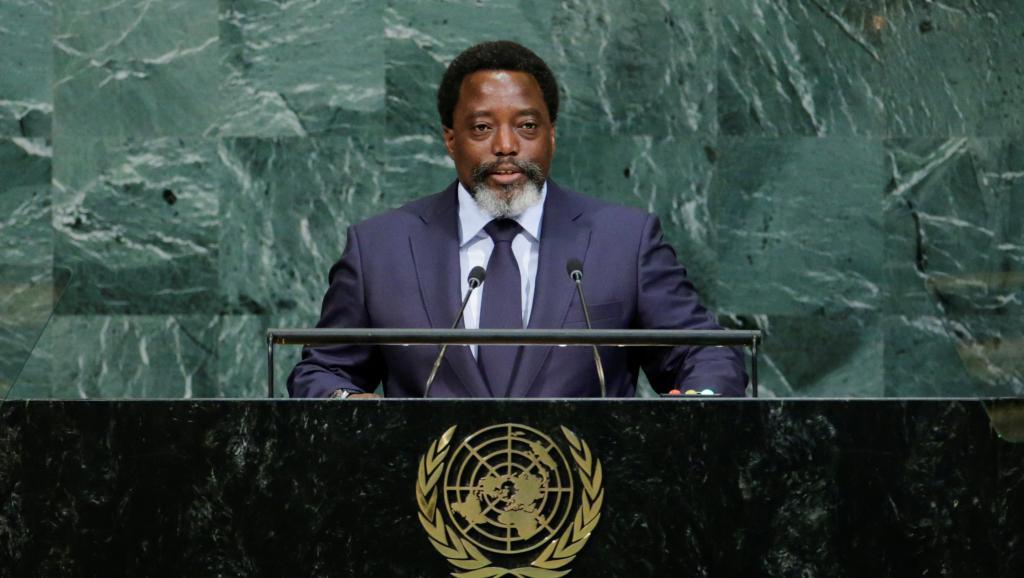 A l'ONU, Kabila se présente comme le seul garant de la sécurité de son pays