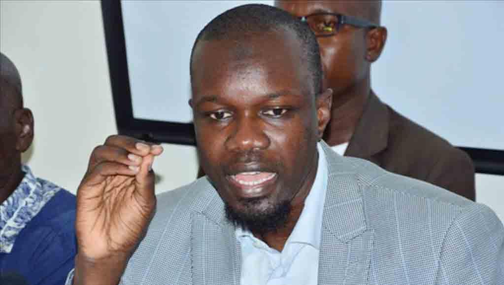 """Ousmane Sonko sur la sortie de Mamadou Ndoye : """"Macky Sall est en passe de battre tous les records de..."""""""