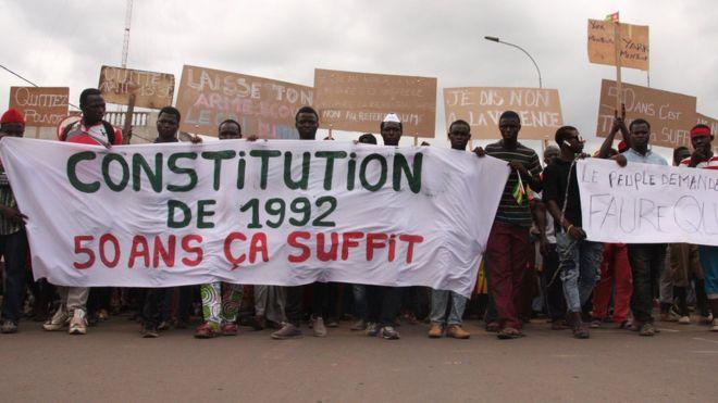 """Togo: """"les manifestations ont un impact sur l'économie du pays"""""""