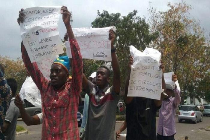 27 membres de Lucha arrêtés à Kinshasa