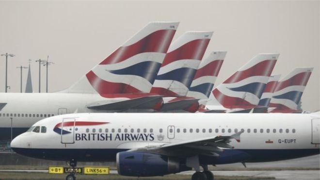 "Une hôtesse de British Airways ""insulte"" les Nigérians"