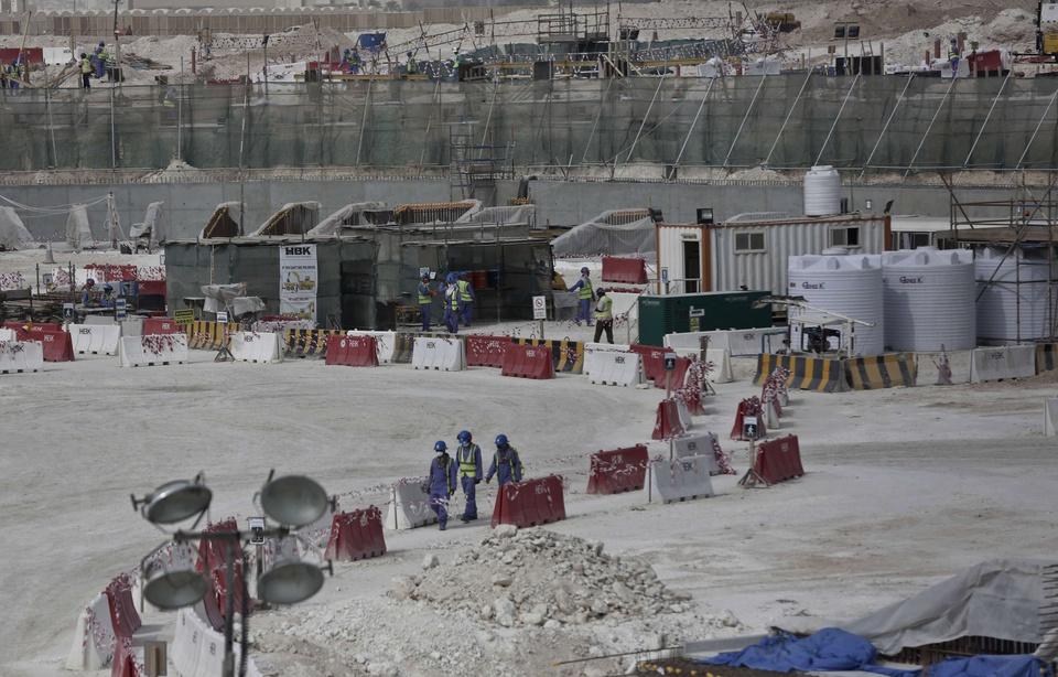 Coupe du monde 2022: Un ouvrier népalais licencié pour avoir parlé à l'ONU des conditions de travail au Qatar