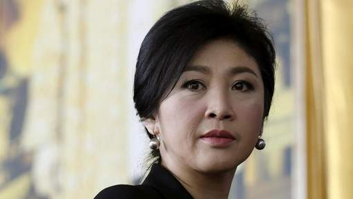 Thaïlande : l'ex-première ministre condamnée à cinq ans de prison