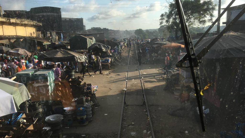 Côte d'Ivoire: un métro pour désengorger Abidjan