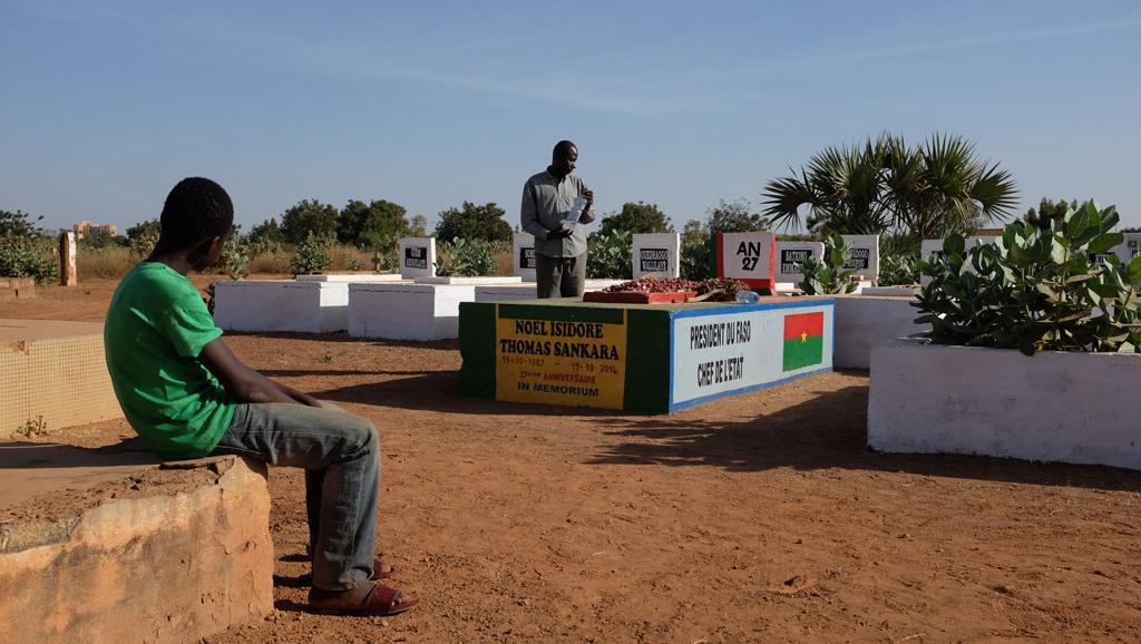 Burkina Faso: campagne de souscription pour un mémorial Sankara