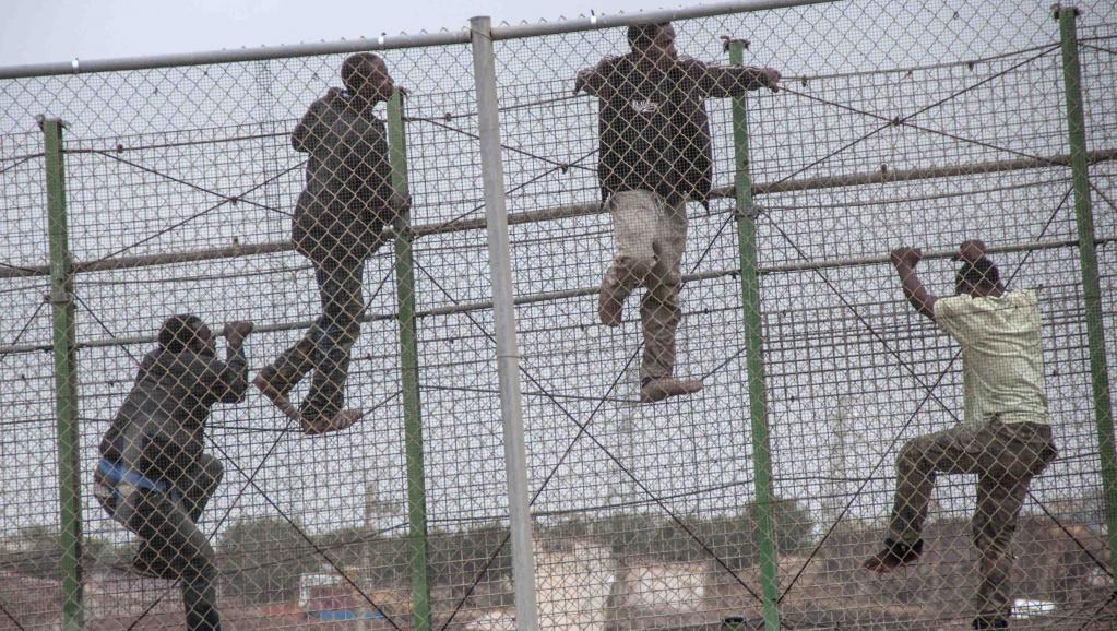 Renvoi de migrants: l'Espagne condamnée par la CEDH