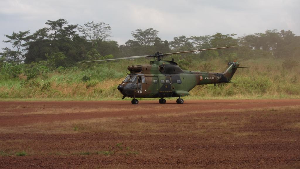 Mali: renforcement des capacités aériennes de l'armée