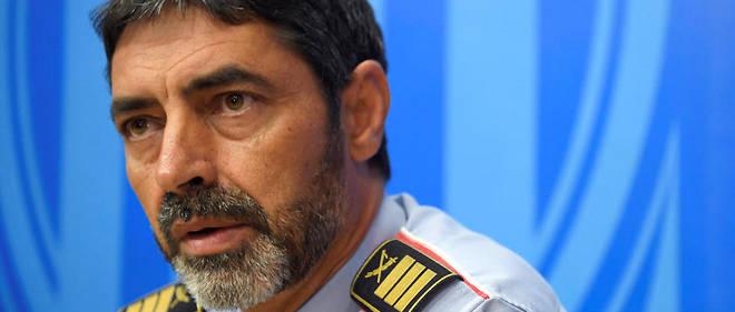 Espagne : Madrid lance des poursuites contre le chef de la police catalane