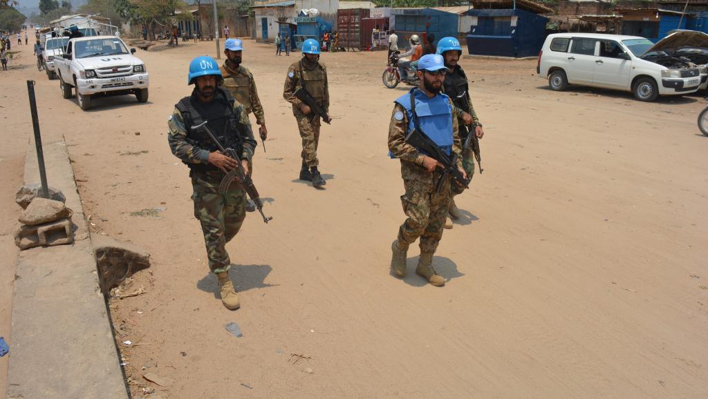 RDC: l'opposition favorable au maintien des troupes de la Monusco en l'état