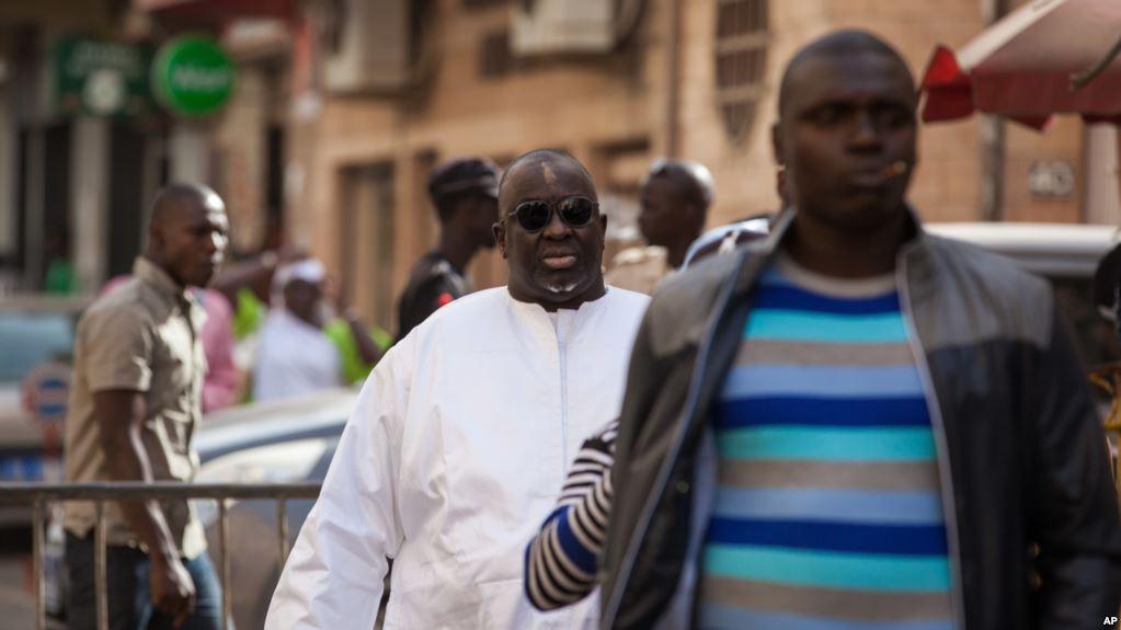 """Les avocats de Lamine Diack jettent son fils Pape Massata : """"Il dit des contre-vérités, nous n'avons aucune relation avec lui"""""""