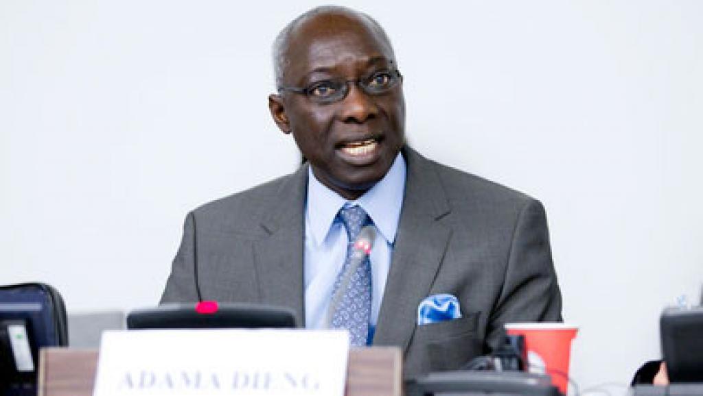 Le conseiller spécial de l'ONU pour la prévention du génocide attendu en RCA