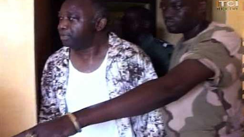"""Résultat de recherche d'images pour """"crise en cote d'ivoire, arrestation de gbagbo"""""""