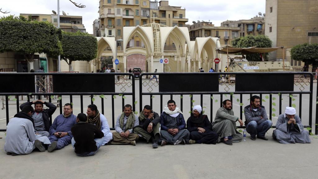 Découverte des restes de 21 coptes égyptiens tués par l'EI en Libye