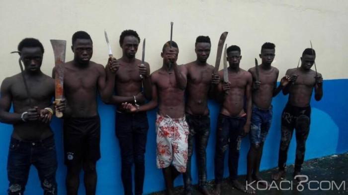 Côte d'Ivoire: Opération Epervier 3, le fameux « gang à la machette » neutralisé à Abobo