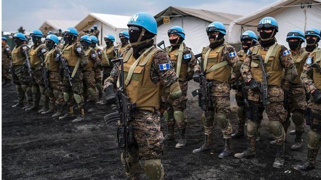 RDC : un casque bleu tué et douze blessés