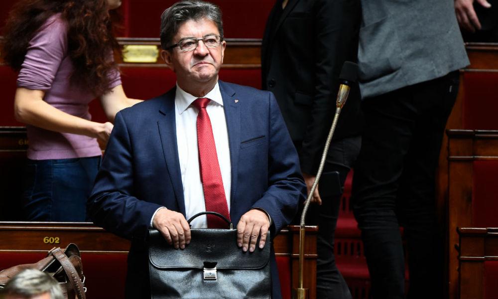 "Quand Mélenchon traite Valls de ""nazi"""