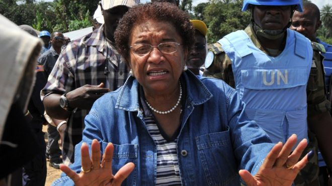 Libéria : qui va remplacer Ellen Johnson Sirleaf