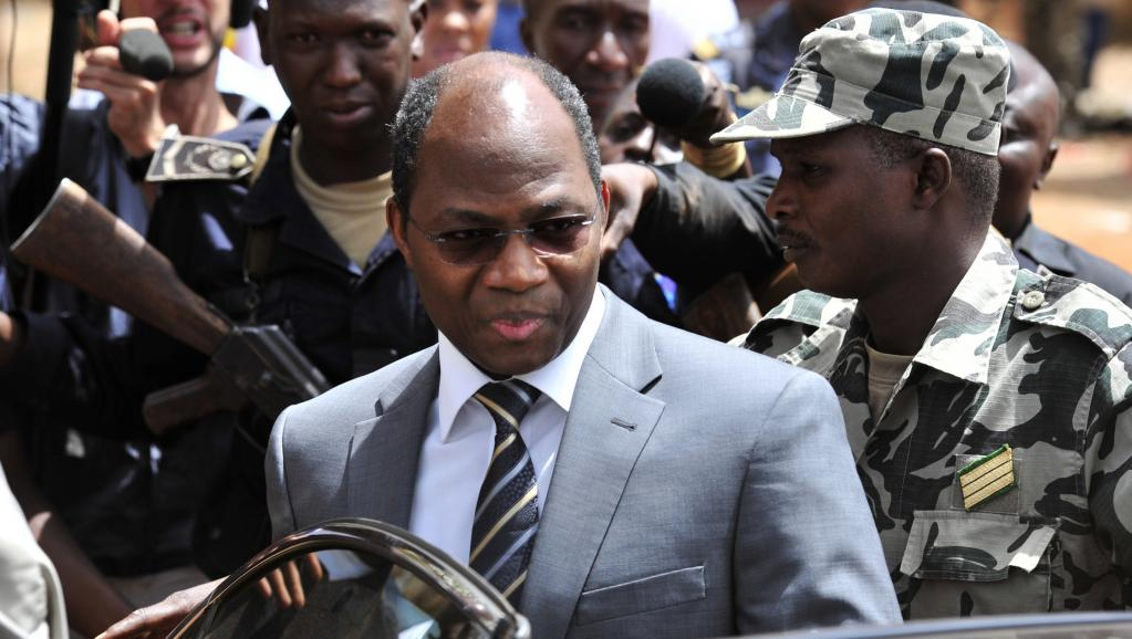 Burkina Faso: Djibrill Bassolé placé en résidence surveillée