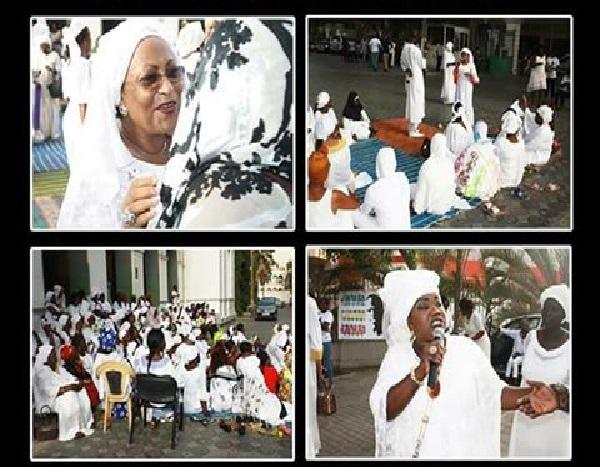 «Les femmes » de Khalifa prient pour la malédiction de Macky Sall et Cie
