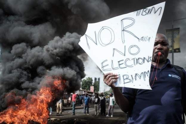 Kenya: interdiction de manifester dans trois villes