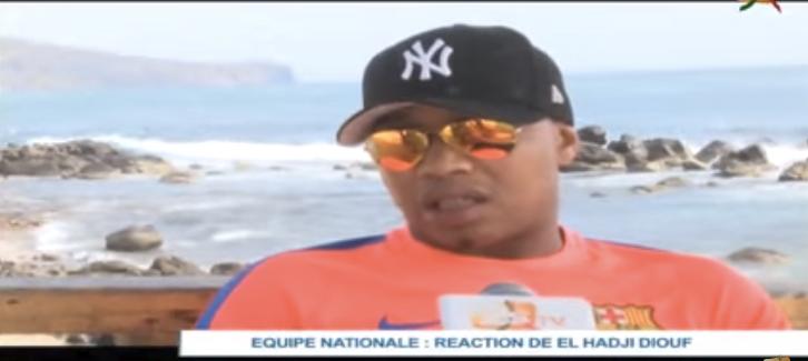 """El Hadji Diouf: """"Sadio Mané Va Me Battre, C'est Sûr"""""""