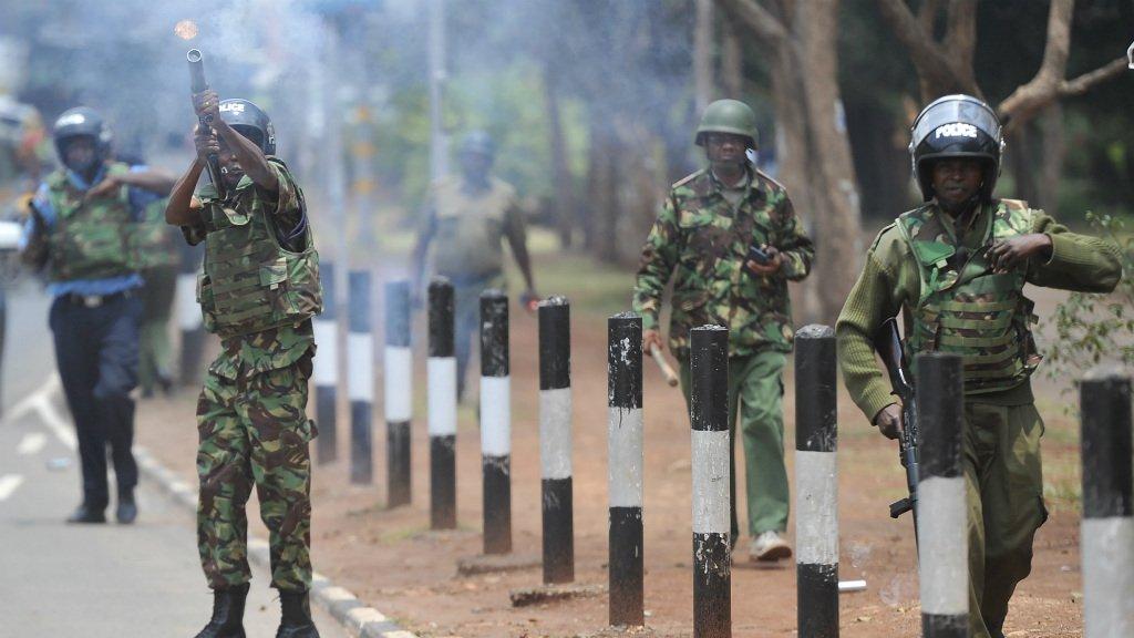 Tension vive au Kenya : La police tue deux personnes lors des manifestations de l'opposition