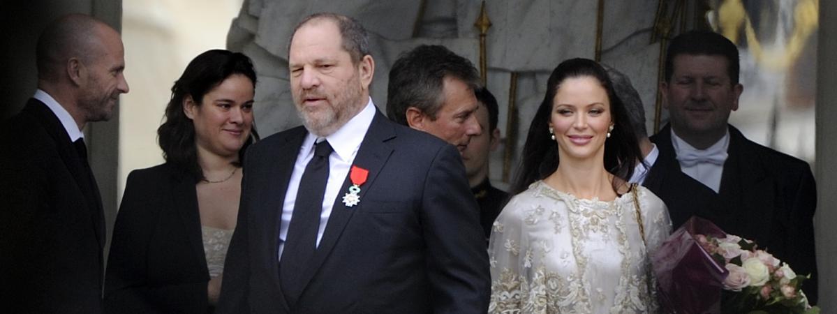 L'Elysée étudie la possibilité de retirer sa Légion d'honneur à Harvey Weinstein