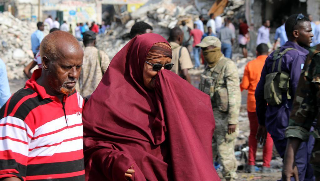 Attentat en Somalie: malgré l'horreur, «on avance»
