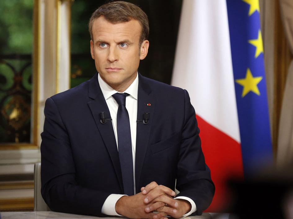 """Immigration: Macron favorable à l'application de la """"double peine"""""""