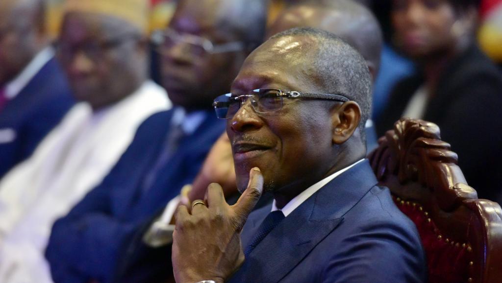 Bénin: limogeage après la polémique sur le voyage du président Talon en France