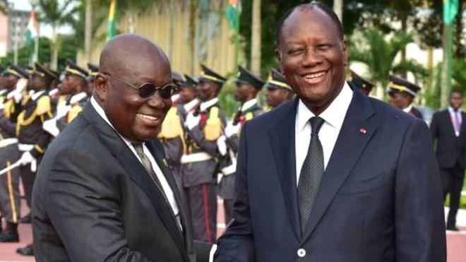 Fin du conflit maritime entre le Ghana et la Côte d'Ivoire