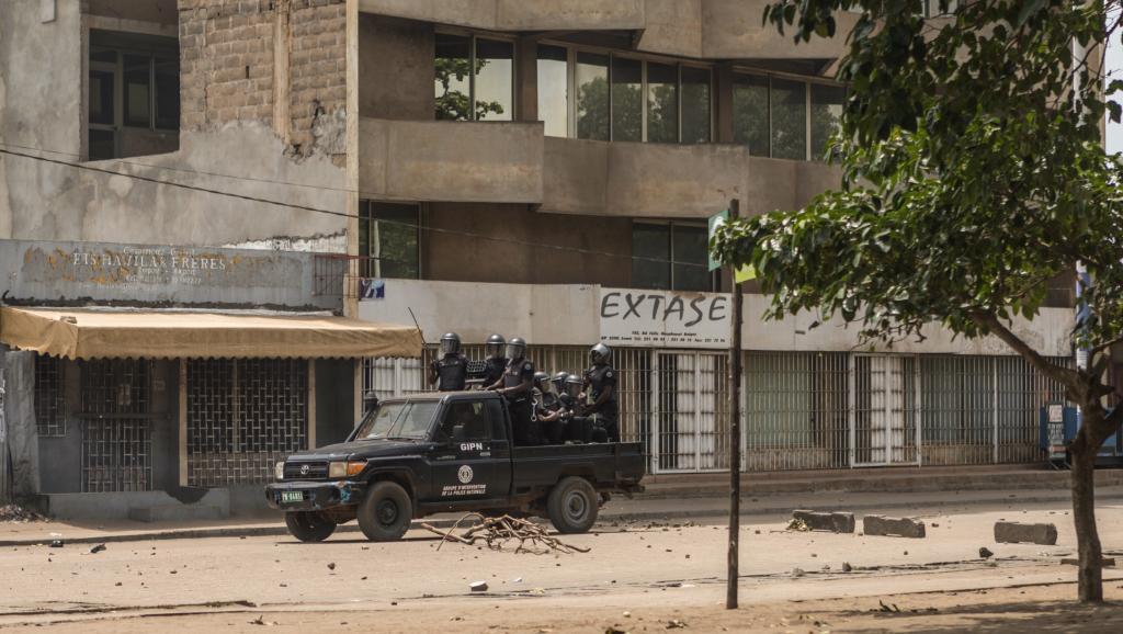 Togo: de nouvelles tentatives de manifestations dispersées à Lomé