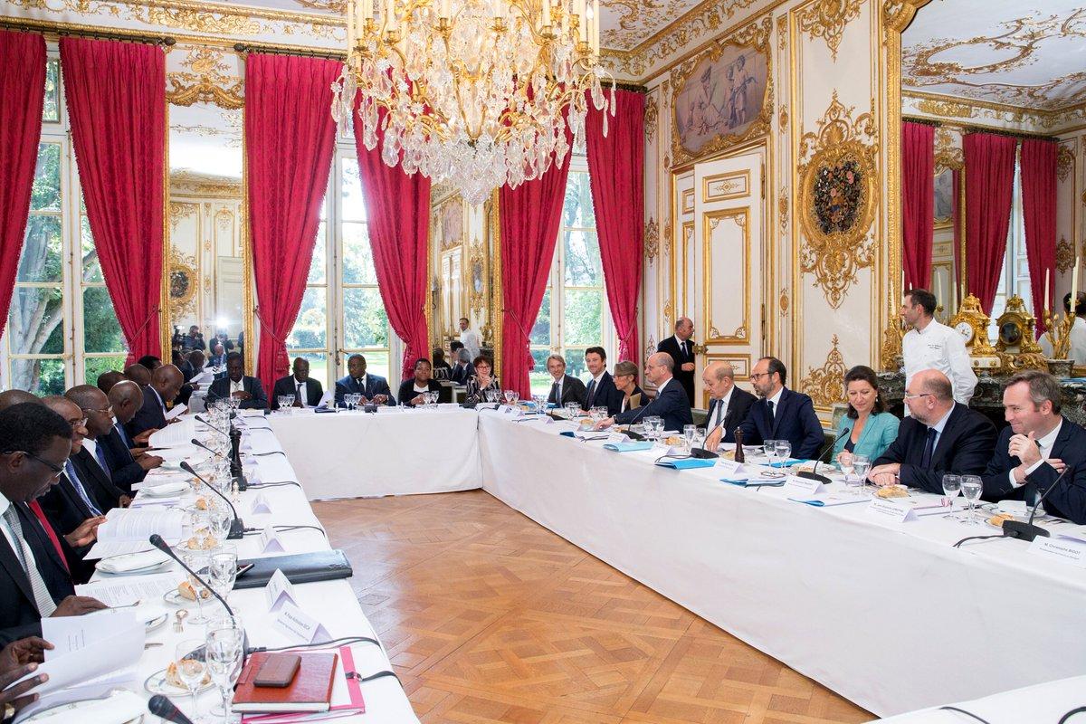 Plusieurs ministres français attendus à Dakar, avant la visite officielle d'Emmanuel Macron