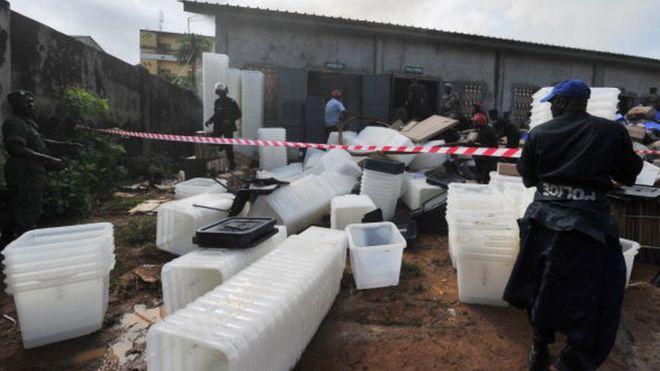 Guinée : plus de peur que de mal au camp Alpha Yaya Diallo