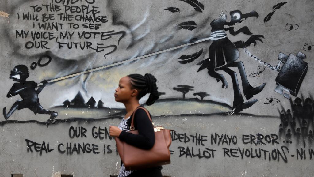 Présidentielle au Kenya: des ambassadeurs étrangers se mobilisent