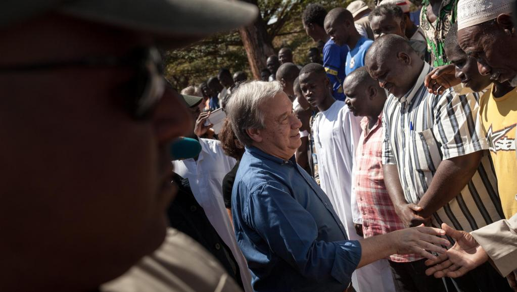 RCA: le secrétaire général de l'ONU à Bangassou, sous la coupe des groupes armés