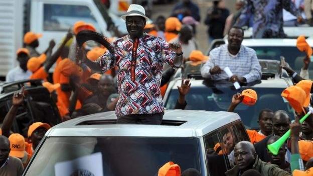 Kenya: élection sous haute surveillance