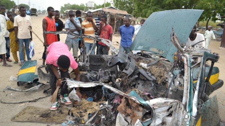Nord-est du Nigeria: 5 morts dans un attentat-suicide