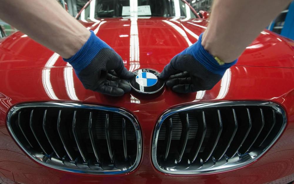 Risques d'incendie : BMW rappelle un million de véhicules en Amérique du Nord