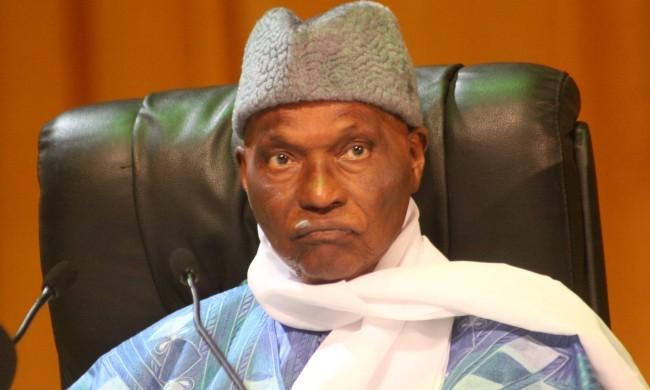 Me Abdoulaye Wade annule la réunion du Comité directeur
