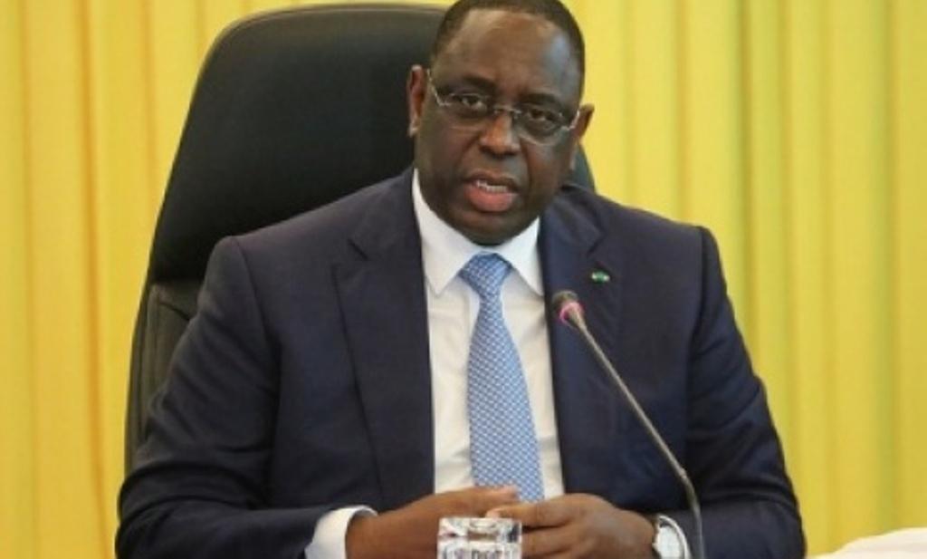 Macky Sall aux « apéristes » de Mbacké: «Essayer de sortir vos têtes trempées dans l'eau par vos adversaires »