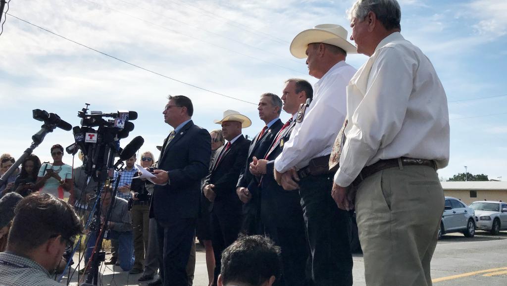 Fusillade au Texas: le tueur aurait agi en raison d'un «différend familial»
