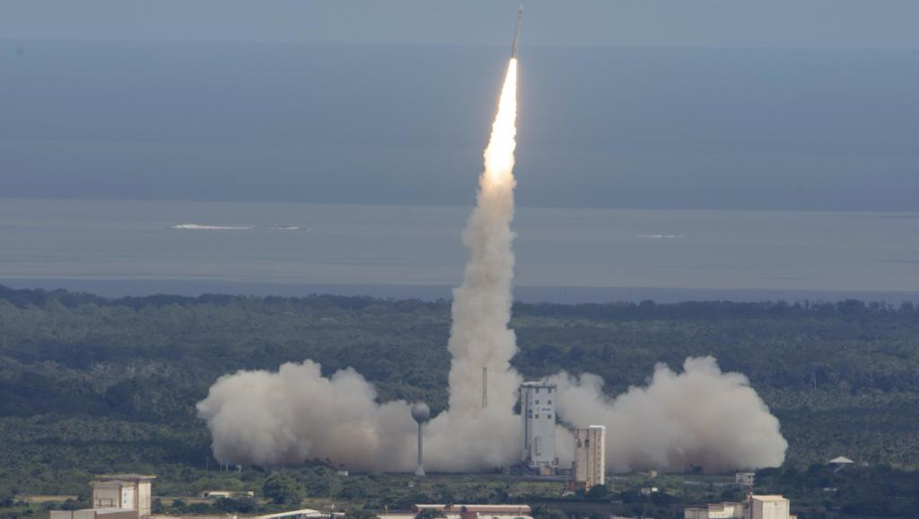 Arianespace lance «Mohammed VI-A», satellite d'observation marocain
