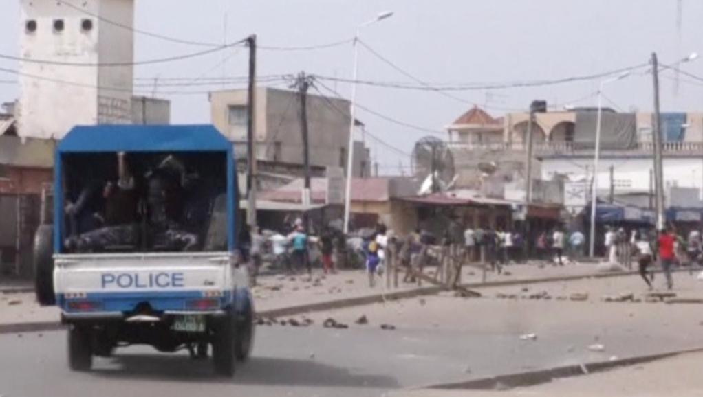 Togo: l'opposition manifeste à Lomé sans heurt