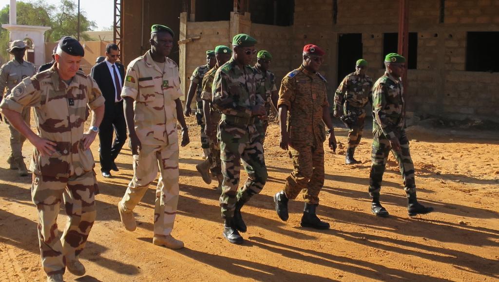 Afrique: les adaptations de la force Barkhane