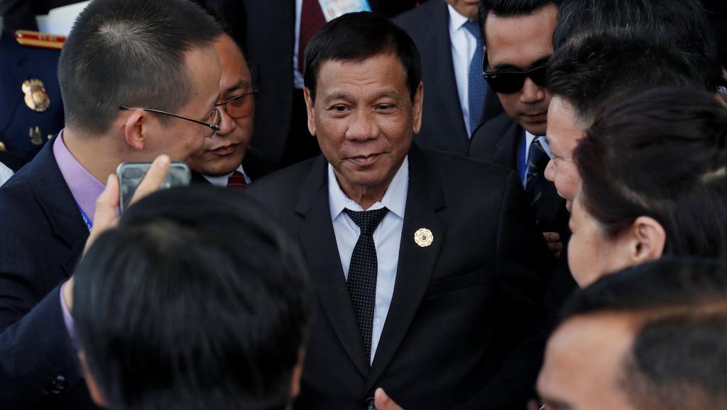 Dernière étape de la tournée asiatique de Trump: les Philippines de Duterte