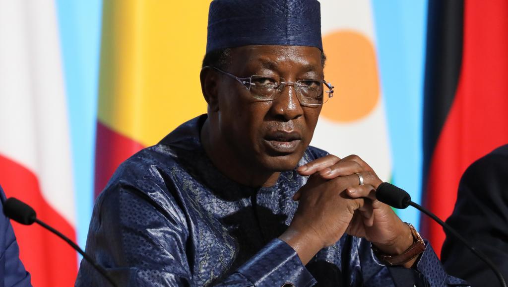 Au Tchad, le président Déby dresse un sombre tableau de la situation économique