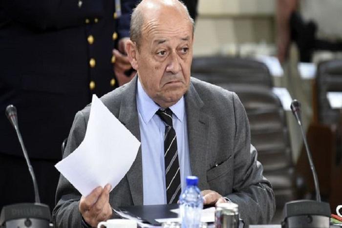 Lutte contre le terrorisme : La France va installer une école de cybersécurité à Dakar (Jean-Yves Le Drian)